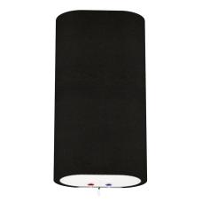 Декоративный чехол для бойлера WILLER EV50DR Grand (Габардин черный / 927х902мм / 65-5)