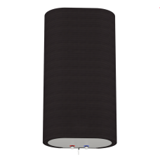 Декоративный чехол для бойлера WILLER EV50DR Grand (Жаккард черный / 927х902мм / 67-5)
