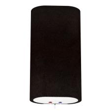 Декоративный чехол для бойлера WILLER EV50DR Grand (Креп-сатин черный / 927х902мм / 66-5)
