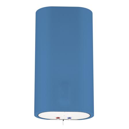Декоративний чохол для бойлера WILLER EV50DR Grand (Габардин блакитний / 927х902мм / 72-5)