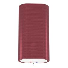 Декоративный чехол для бойлера WILLER EV50DR Grand (Жаккард бордовый / 927х902мм / 71-5)