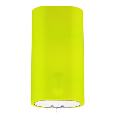 Декоративный чехол для бойлера WILLER EV80DR Grand (Габардин желтый / 1100х990мм / 69-8)