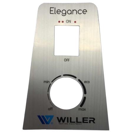 Наклейка панелі керування для серії Elegance